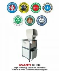 Plastic Bottle Shredders - AVANTI BS 300
