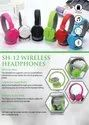 SH-12 Wireless Headphones