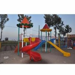 MPPS UNIT -4 Outdoor Playground Equipment