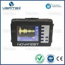 Novasonic Ultrasonic Pulse Velocity Tester