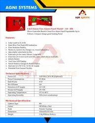 Fire Alarm 8 Panel