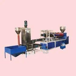 Plastic Reprocess Machine, Capacity: 100 - 200 ( kg/hr )