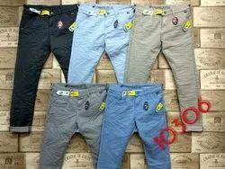 Regular Fit Mens Plain Formal Denim Pants, Waist Size: 28 - 36, Packaging Type: Packet
