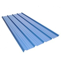 Color Coated Aluminium Toughed Industrial Sheets
