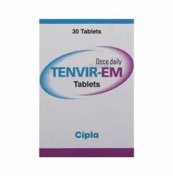 Emtricitabine (200mg)   Tenofovir Disoproxil fumarate (300mg)