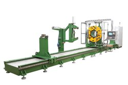 Bushing Winding Machine