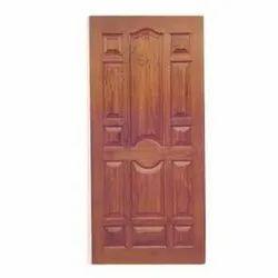 Wooden Hinged Decorative Teak Woode Door