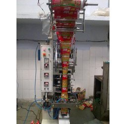Full Pneumatic Chips Packing Machines
