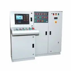 PLC Panel For Hydro Power Plant With Scada