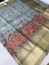 Silk Organza Saree