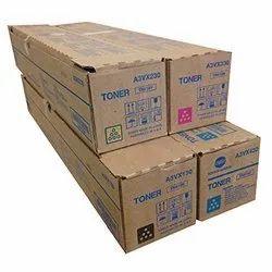Konica Minolta Genuine TN619 4-Pack (CMYK Colors)