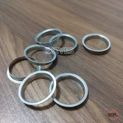 25mm Stainless Steel File Rings Polished