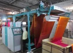 Saree Deca Finish Machine