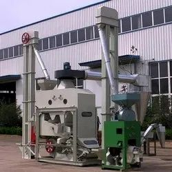 Automatic Rice Mill Plant, Capacity: 500 kg per hour