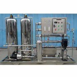 3000 LPH FRP RO Plant
