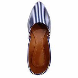 Nemical Slip On Ladies Fancy Ballerina Shoes, Size: 6-11