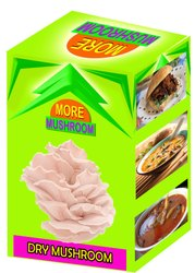 A Grade Dried Mushroom DRY MUSHROOM, 1 Kg, Packaging Size: 20 Gram