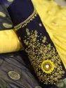 Khatli Work Dress Material