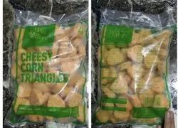Cheese Corn Triangles, Packaging Type: Packet, Packaging Size: 1kg