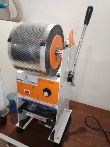 Cup Sealer Machine | Shri Ram Packaging System ...