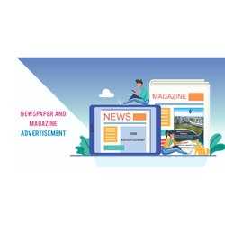 Newspaper and Magazine Advertisement Service