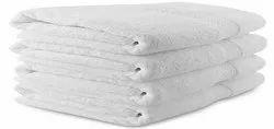 White Plain Hotel Salons Cotton Towel