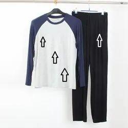 Custom Jersey Men Pyjama, 01, Size: S M L XL