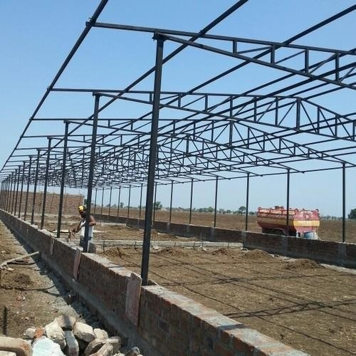 Steel Industrial Roof Shade, Nashik And Surrounded Area ,Use: Manufacturing Unit