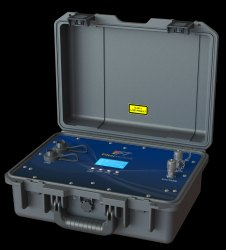 Portable Oil Cleanliness Monitor