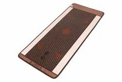 TOURMALINE STONE HEATING MAT WITH MASSAGE BALL
