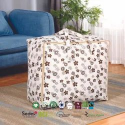Storage bags Linen zipper