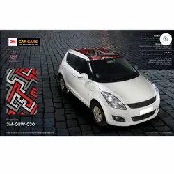 3M ABS Plastic OBW 30 Automotive Window Film, For Car