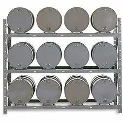 12 Drums Storage Racks