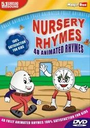 Dvd Nursery Rhymes Vol 1 At Rs 140
