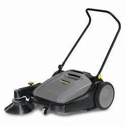 Manual Sweeper 40Ltr Heavy Duty (Stainless Steel )