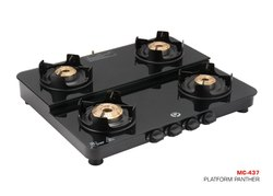 MC-437 Four Burner Stove