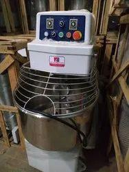 Spiral Dough Mixer 80 Ltrs