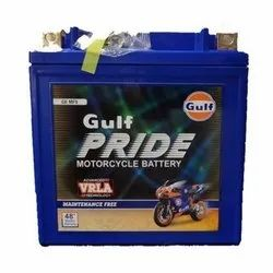 12 V Gulf Pride Battery, Capacity: 3 Ah, Battery Type: Dry Charged Battery