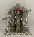 White Metal Ram Darbar
