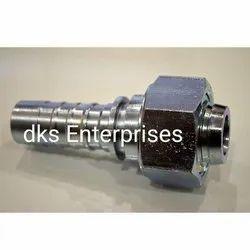 Iron 3/4 inch??x 36 x 2 Hydraulic Spiral