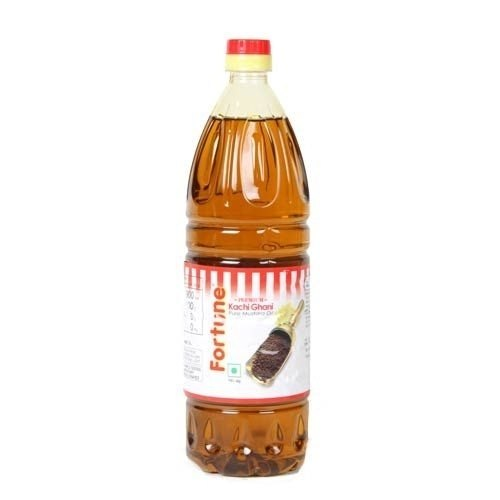 Fortune Kachi Ghani Oil, Packaging Size: 1 litre, Packaging Type: Bottle