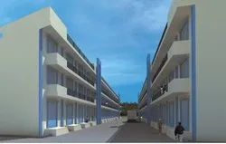 Commercial Semi-furnished Industrial Gala on Sale in Bhiwandi, Size/ Area: 3000