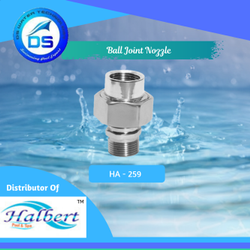 Fountain Ball Joint Nozzle - HA-259