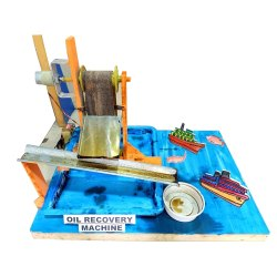 Oil Recovery Machine / Science Technology Project