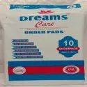 Dreams Care White Surgical Underpads