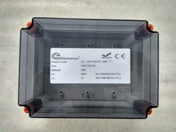 Electrocom ABS Transparent Box
