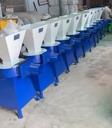 Semi-Automatic Foam Shredder Machine, Capacity: 100 Kg/h