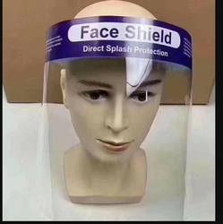 Face Shield/Safety Face Shield/Transparent Face Shield/Polycarbonate Face Shield