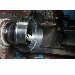 Steel CNC Components