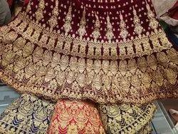 Ladies Designer Lahenga1